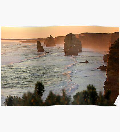 Twelve Apostles - Great Ocean Road VIC Poster
