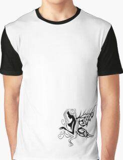 Tattoo with fairys or elf Graphic T-Shirt