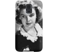 Judy Garland by John Springfield Samsung Galaxy Case/Skin