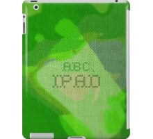 Embroidery Sampler iPad iPad Case/Skin