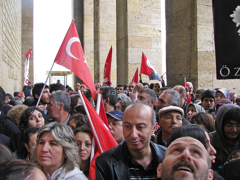 Atatürk's love... by rasim1