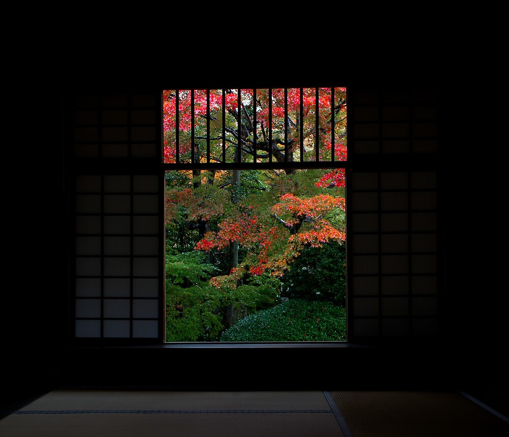 Open Window to Early Autumn by Sam Ryan