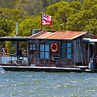 Post Office on Water by Steve Randall