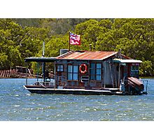 Post Office on Water Photographic Print