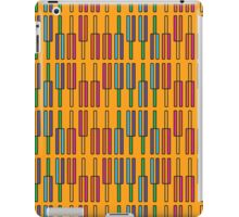 Tuning forks (Yellow) iPad Case/Skin