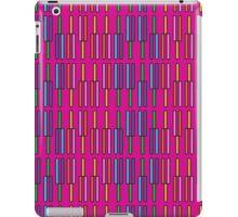 Tuning fork (Pink) iPad Case/Skin