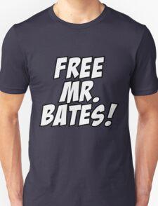 Free Mr. Bates Abbey Downton T-Shirt