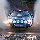 Steve Perez, RAC Rally 2011 by supersnapper