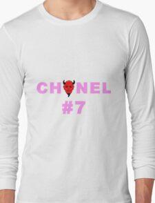 Chanel #7 (Scream Queens) Long Sleeve T-Shirt