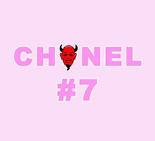 Chanel #7 (Scream Queens) by Xavierboldu