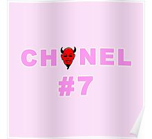 Chanel #7 (Scream Queens) Poster