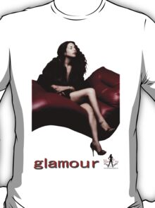 Glamour with Fur T-Shirt