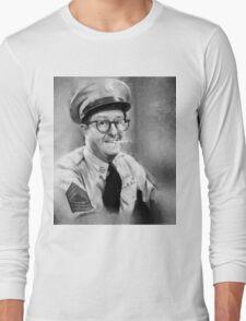 Phil Silvers by John Springfield Long Sleeve T-Shirt