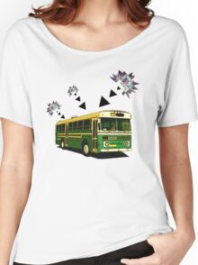 bus attack Women's Relaxed Fit T-Shirt