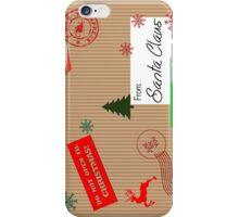 Elf Mail iPhone Case/Skin