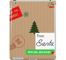 Elf Mail iPad Case/Skin