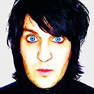The Mighty Boosh - Noel Fielding - Vince Noir by eyevoodoo