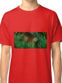 Jungle Eyes - Jaguar Classic T-Shirt