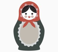 Matrioshka (v4) 004 Kids Clothes