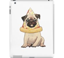 Pizza Pug iPad Case/Skin