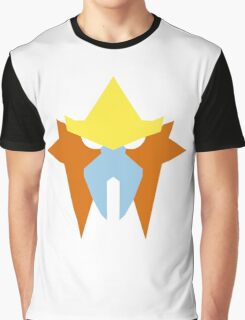 Pokemon Faces - Entei Graphic T-Shirt