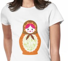 matrioshka (6) Womens Fitted T-Shirt
