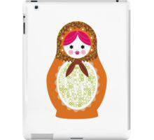 matrioshka (6) iPad Case/Skin