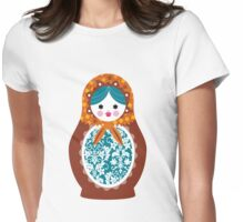 matrioshka (3) Womens Fitted T-Shirt