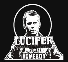 Lucifer is my homeboy by Unicorn-Seller