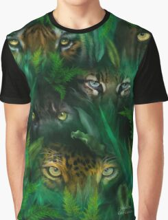 Jungle Eyes Graphic T-Shirt