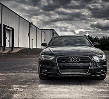 2012 Audi A4 S-Line by Nicolas Goulet
