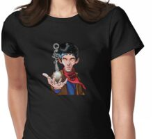 Merlin - The game Womens Fitted T-Shirt