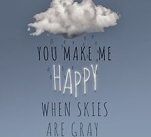 You Make Me Happy  by Charlene McCoy