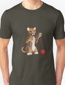 Playful cougar T-Shirt