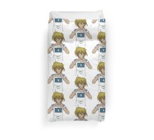 Joey hearts you Duvet Cover
