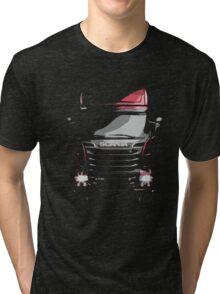 Scania Trucker Tri-blend T-Shirt