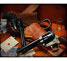 .45 Colt  Photographic Print