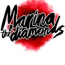 Marina and the Diamonds Logo by rolypolynicoley