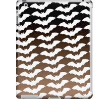 Bats in a row iPad Case/Skin