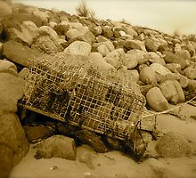 Washed up Trap by bradleyduncan