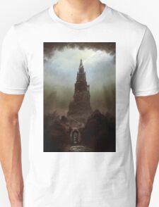 Frankenstein's Castle Unisex T-Shirt