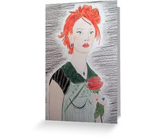 The Wild Rose Greeting Card