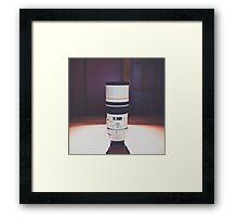 Canon 300mm f/4L USM Framed Print