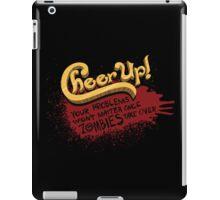 Cheer Up! iPad Case/Skin