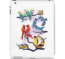 The Bird is the Word iPad Case/Skin