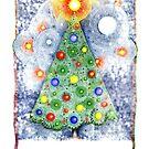 Oh Christmas Tree! by Helena Wilsen - Saunders
