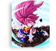 Fairy Tail-Wendy Marvel-Full Graphic Shirt Canvas Print