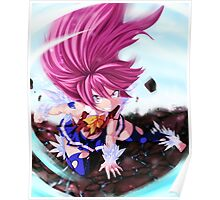 Fairy Tail-Wendy Marvel-Full Graphic Shirt Poster