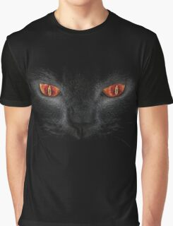 Lord of the rings - Sauron's Cat Graphic T-Shirt