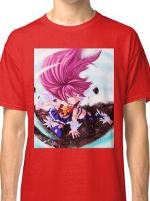 Fairy Tail-Wendy Marvel-Full Graphic Shirt Classic T-Shirt